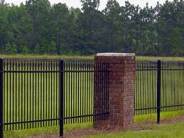 Ornamental Fences Are A Great Commercial Fencing Option