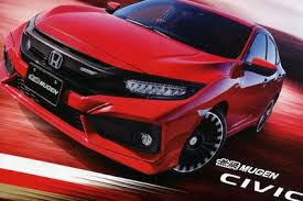 Mugen Side Spoiler Set 2016 Civic Hatchback Fk7 Art Of Attack