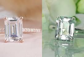 10 emerald cut enement rings under