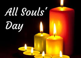 all souls day the commemoration of all the faithful