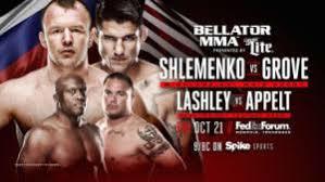 Bobby Lashley and Gilbert Smith make their return to the Bellator ...