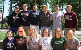 Alumni Athletes - Princeton Day School