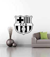Pin On Football Club Fc Vinyl Decal Sticker Wall Art