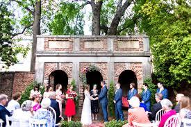 the poe museum wedding venue garden