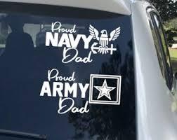 Dad Car Stickers Etsy