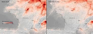 Air pollution plunges in European cities amid coronavirus lockdown ...