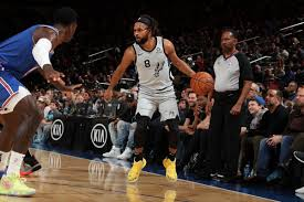The Spurs may be struggling, but Patty Mills is having a career year -  Pounding The Rock