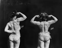 Vintage Female Weightlifters - Get Inspired - Lipstick Lifters