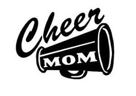 Cheer Mom Cheerleader Cheerleading Vinyl Car Truck Decal Sticker Window Ipad Ebay