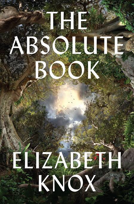 Image result for the absolute book by elizabeth knox""