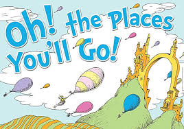 Amazon.com : Eureka Dr. Seuss 'Oh! The Places You'll Go' Classroom ...