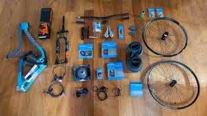 build a custom bike from the frame