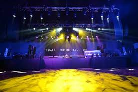 Versatile PR Lighting Theatre Install at Minsk's New Prime Hall - ETNow.com