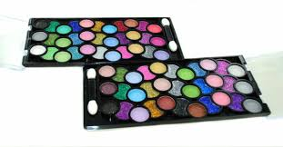 glitter eyeshadow makeup kit