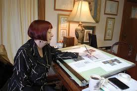 Interior designer Priscilla Clark is ready to do it her own way ...
