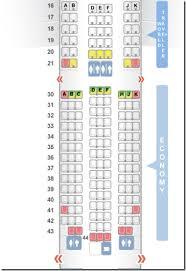 british airways 787 9 seating chart