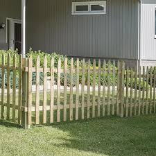 Severe Weather 3 5 Ft H X 8 Ft W Pressure Treated Spruce Pine Fir Fence Panel In The Wood Fence Panels Department At Lowes Com