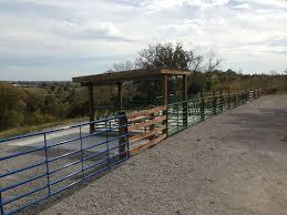 Fence Line Feeding System Eden Shale Farm