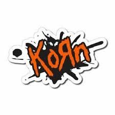 Korn Sticker Decal Metal Band Music Cd Album Car Laptop Guitar Ute 4x4 Ebay