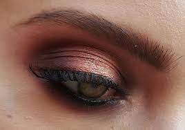 diffe type of eye makeup cat eye makeup