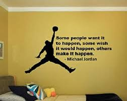 Jordan Decal Etsy