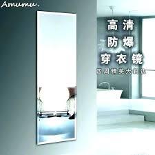 led full length mirror light up