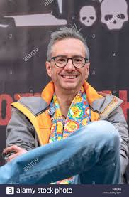 DORTMUND, GERMANY - April 13th 2018: Adam Faraizl (*1977, actor) at Weekend  of Hell Spring Edition 2019, a two day (April 13-14 2019) horror-themed fan  convention Stock Photo - Alamy