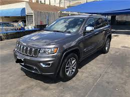 2018 jeep grand cherokee limited lease