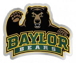 Baylor Bears Logo Auto Badge Decal Sticker New Truck Car 3x4 Inches Ebay
