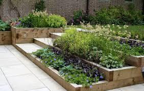 charming cottage garden design
