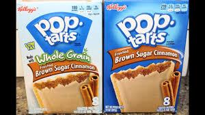 brown sugar cinnamon pop tarts whole