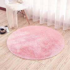 yj gwl ultra soft round fluffy pink
