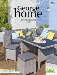 outdoor living catalogue 2019 by asda