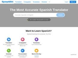 spansih dict spanishdict english to
