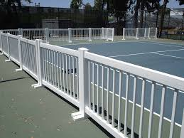 White Vinyl Picket Fencing Rentals Temporary Event Fences Event Factory Rentals