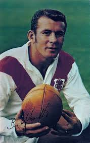 Billy Smith - National Rugby League Hall Of Fame - Hall of Fame