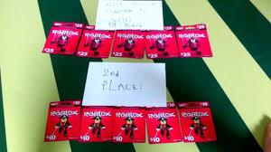 roblox 5 dollar gift card