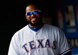 Prince Fielder posing nude for ESPN The Magazine's annual Body Issue