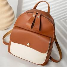 leather backpack cross bags