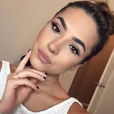 simple daily eye makeup cat eye makeup