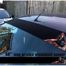 Buy 60 Peter Parker Superhero Web Comic V4 Sun Strip Printed Windshield Car Vinyl Sticker Decal