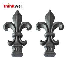 China Outdoor Ornamental Cast Iron Fence Finials China Ornamental Cast Iron Fence Finials And Cast Iron Fence Finials Price