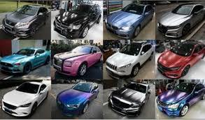 Hot Car Metallic Pearl Satin Matte Chrome Black Vinyl Film Auto Wrap Foil Decal Auto Parts And Vehicles Car Truck Graphics Decals Magenta Cl