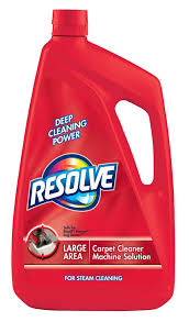 carpet cleaning solution contribute
