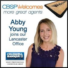 Lancaster County Realtor Abby Young Joins Coldwell Banker ...