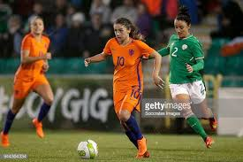 Danielle van de Donk of Holland Women, Sophie Perry Campbell of ...
