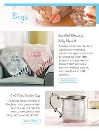 christening gifts for baby boys