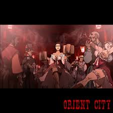 Interview: Ryan Colucci - Orient City - Hulking Reviewer