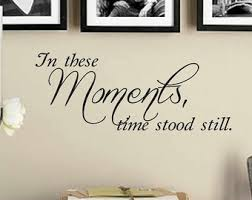 Moments Wall Decal Etsy