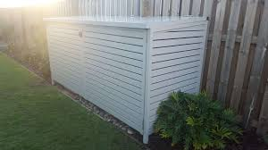 Pool Pump Covers And Pool Filter Screens In Low Maintenace Aluminium